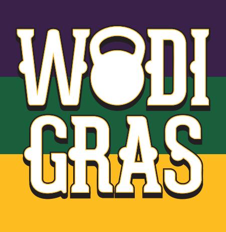 2021 Wodi Gras Volunteers